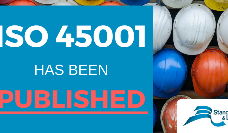 ISO 45001:2015 defined